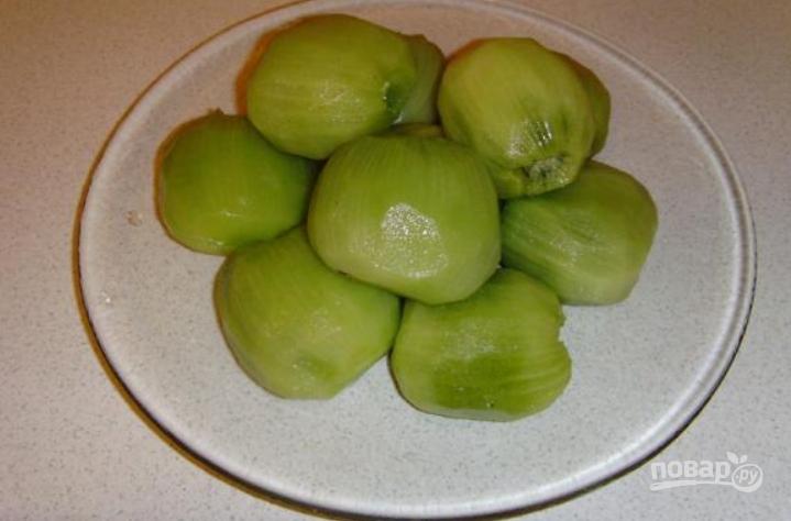 как приготовить холодный джем из киви и лимона