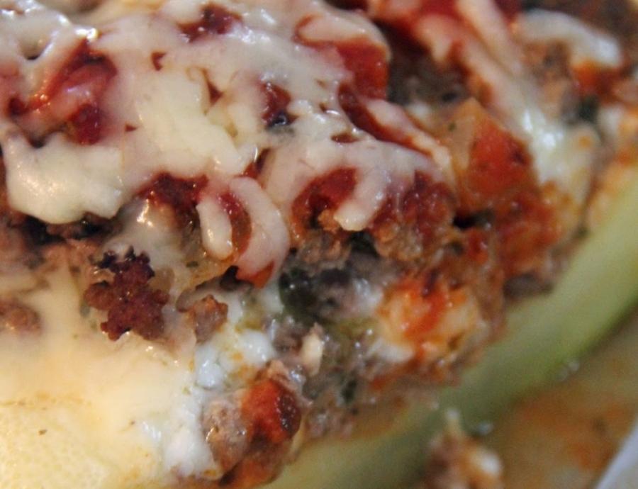 пирог из кабачков в духовке пошаговый рецепт