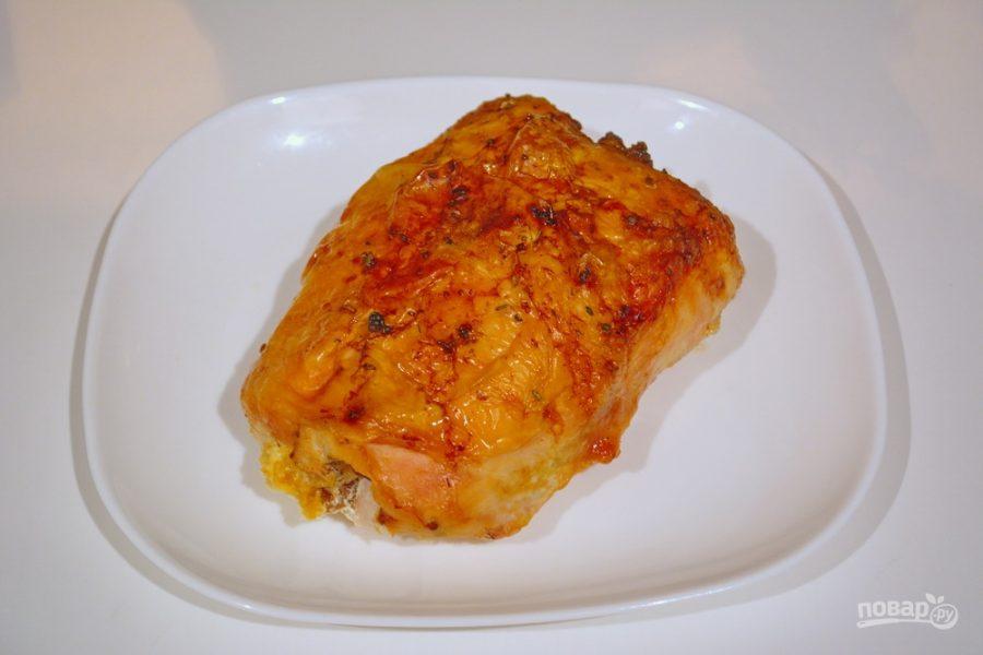 куриное филе с беконом рецепты с фото