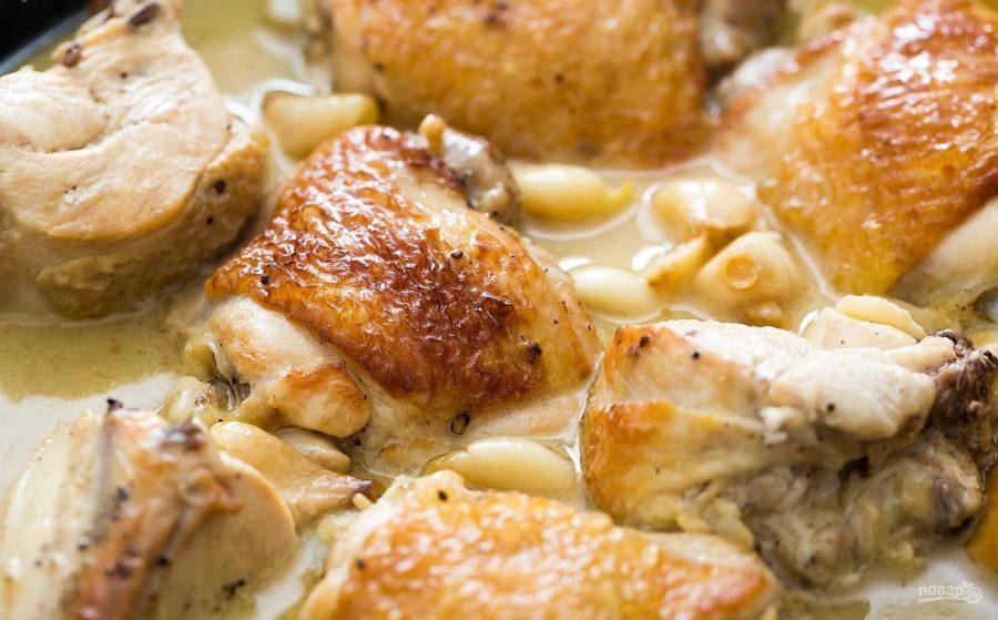 Из белого мяса курицы рецепты