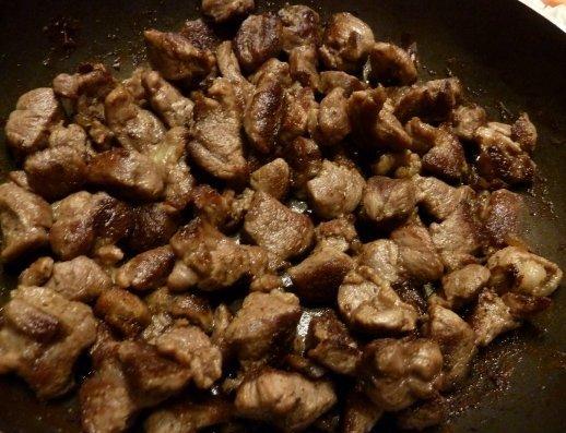 Рецепт Рагу из баранины с картошкой
