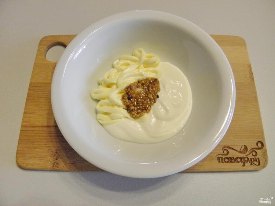 Салат с картошкой и сыром - фото шаг 7