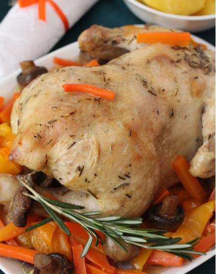 Курица в духовке - рецепты с фото на Повар.ру (749 ...