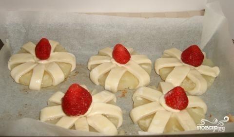 Печенье с ананасами - фото шаг 3
