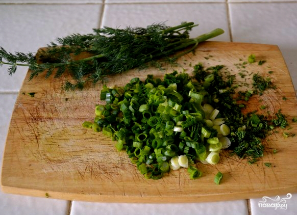Треска в духовке со сметаной и сыром - фото шаг 3