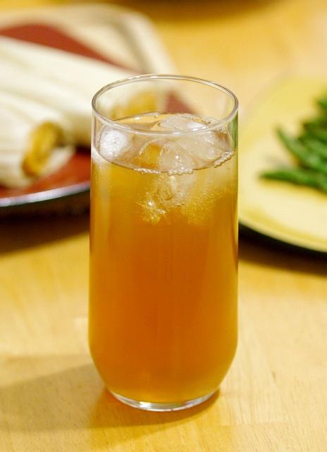 Холодный лимонный чай (Ice Tea) - фото шаг 6