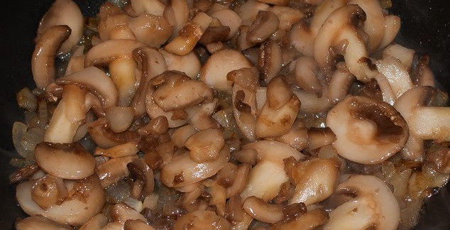 Рецепт Грибная икра из опят на зиму