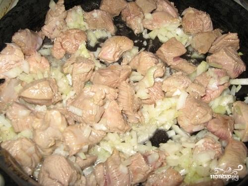 Индейка в горчичном соусе - фото шаг 2