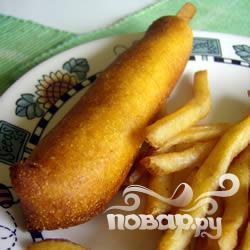 Рецепт Корн-доги