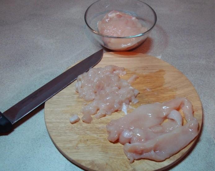Пирожки с куриным фаршем - фото шаг 6