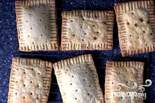 Пироги с начинкой из корицы и джема - фото шаг 7