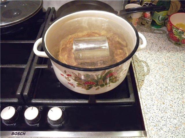 Орешки на десерт - фото шаг 1