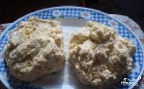 Пирог с луком - фото шаг 3