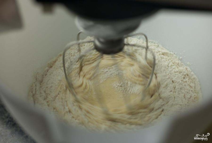 Пирог с манго и ванилью - фото шаг 3
