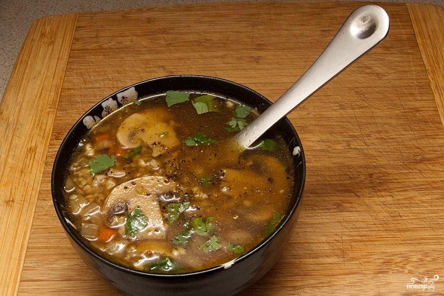постный суп рецепт с фото пошаговый рецепт
