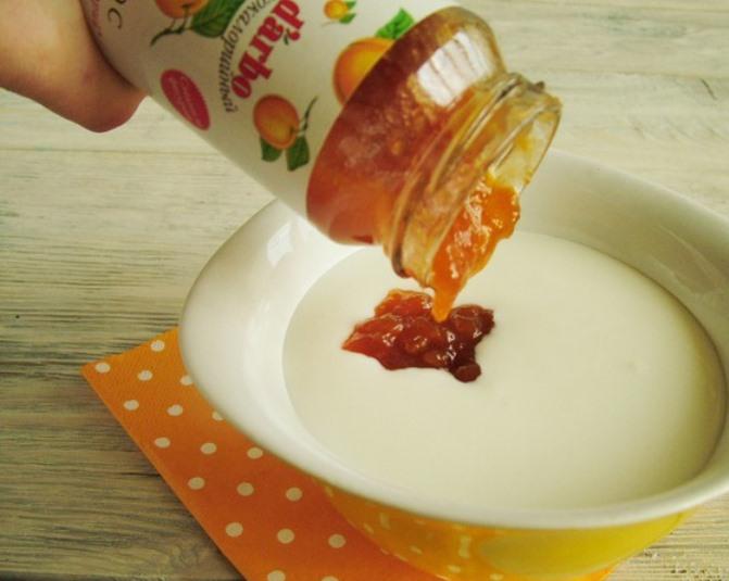 Мороженое из йогурта - фото шаг 2