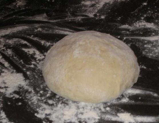 Быстрое дрожжевое тесто для пирожков - фото шаг 2