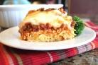 Запеканка из спагетти