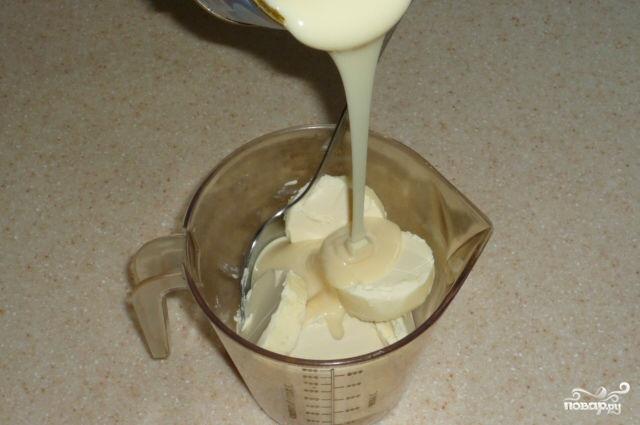 Крем для торта из сгущенки - фото шаг 2
