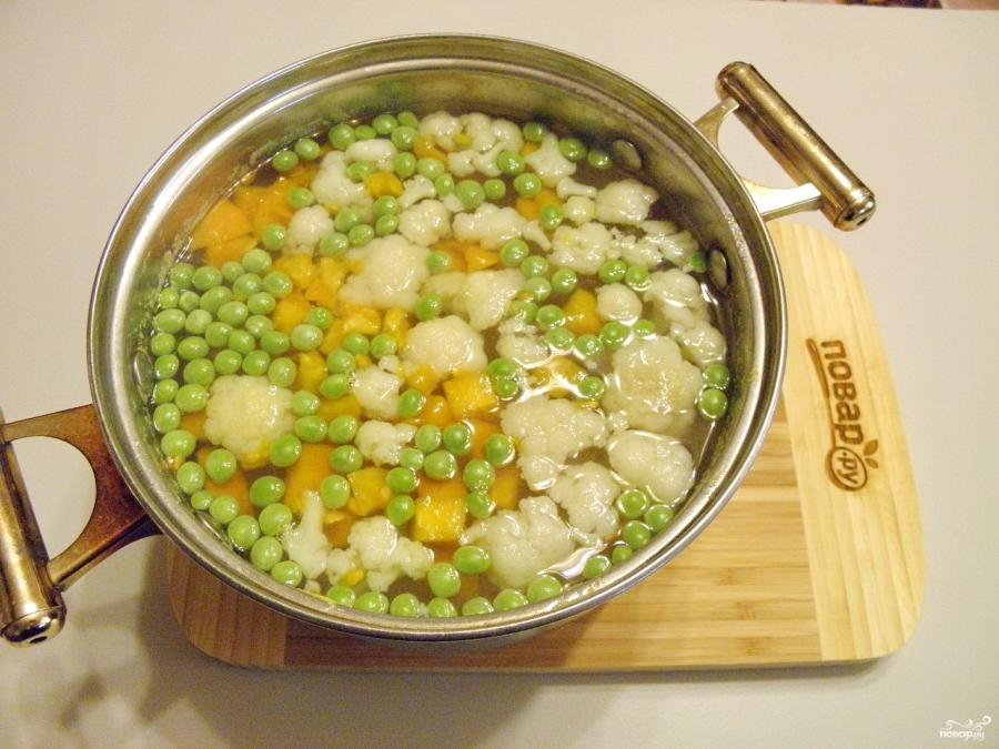 суп диетический тыквенный рецепт классический