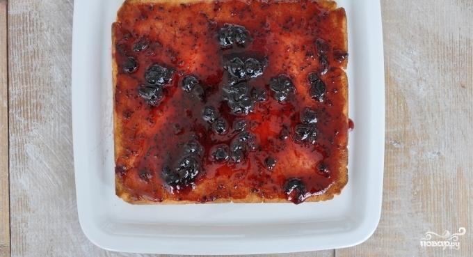 "Торт ""Ландыш"" по ГОСТу - фото шаг 3"