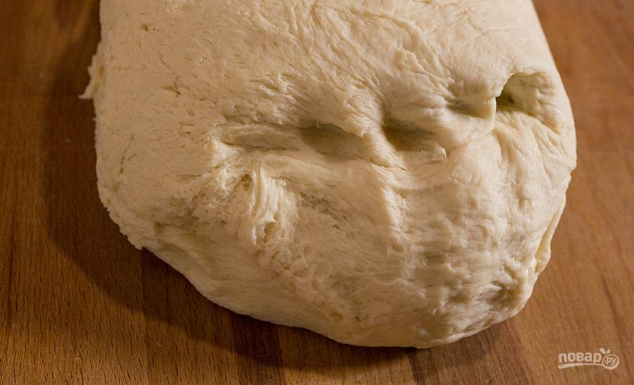 Тесто для лепешек в тандыре - фото шаг 4