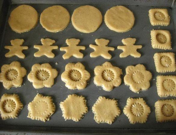 Печенье с корицей - фото шаг 5