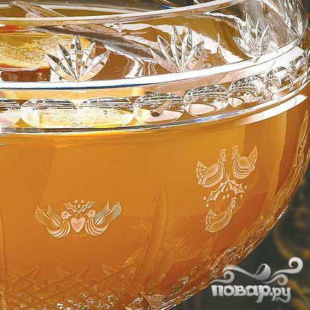 Шампанское с сюрпризом - фото шаг 4