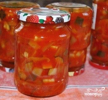 Помидоры по-болгарски на зиму самый вкусный