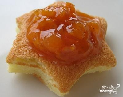 Рецепт Варенье из морошки пятиминутка