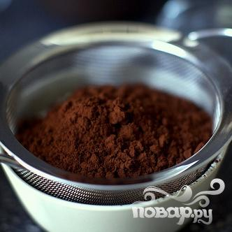 Шоколадный кекс - фото шаг 1