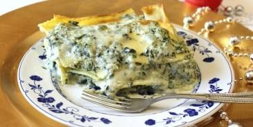 Лазанья со шпинатом и сыром - фото шаг 7