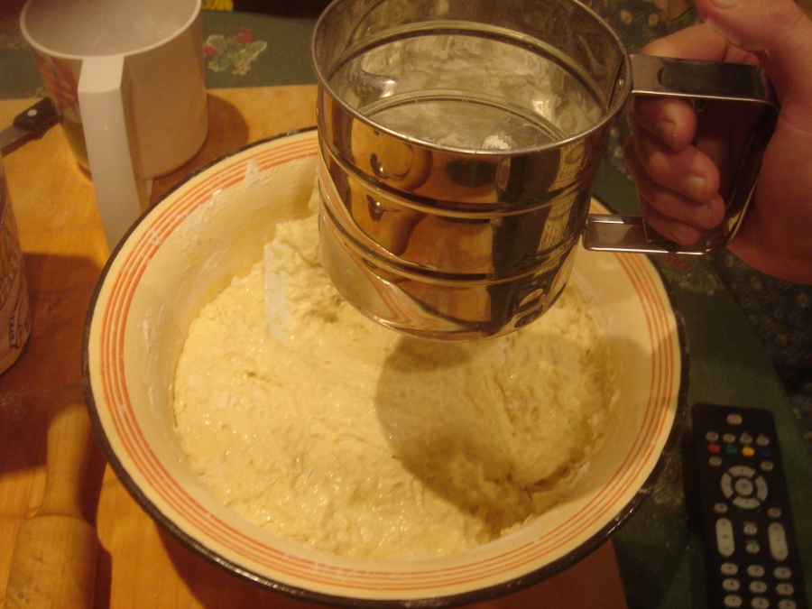 Ачма с сыром - фото шаг 5