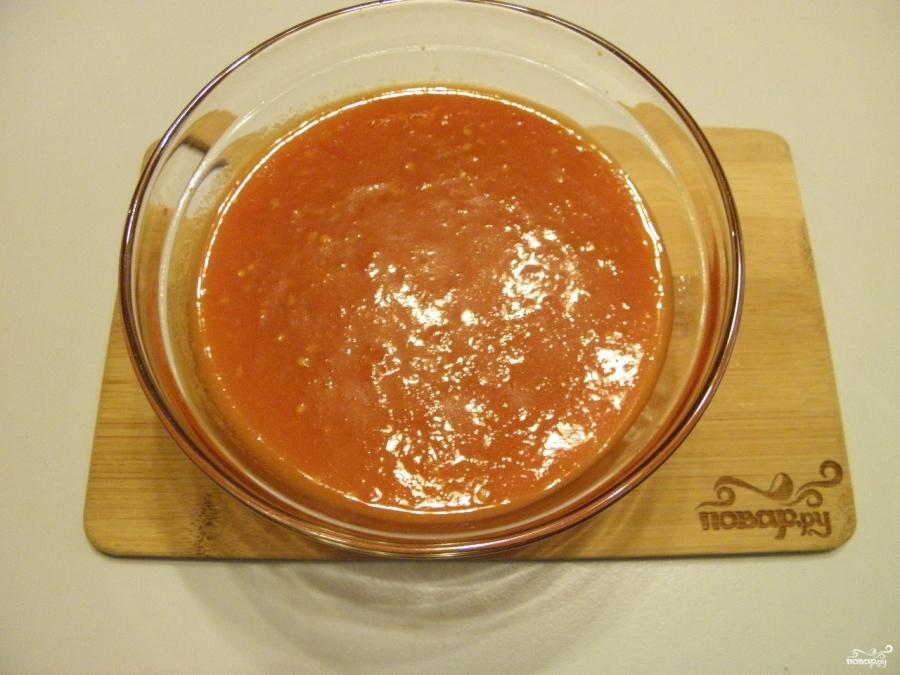 Салат из тыквы на зиму - фото шаг 3
