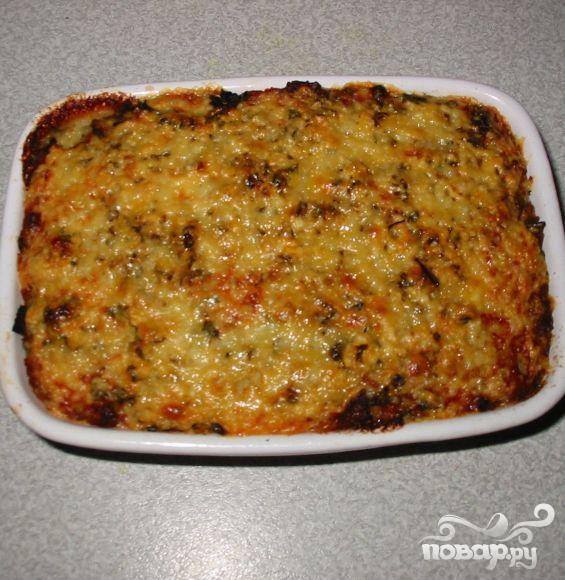 Рыбный пирог с сыром Чеддер - фото шаг 5