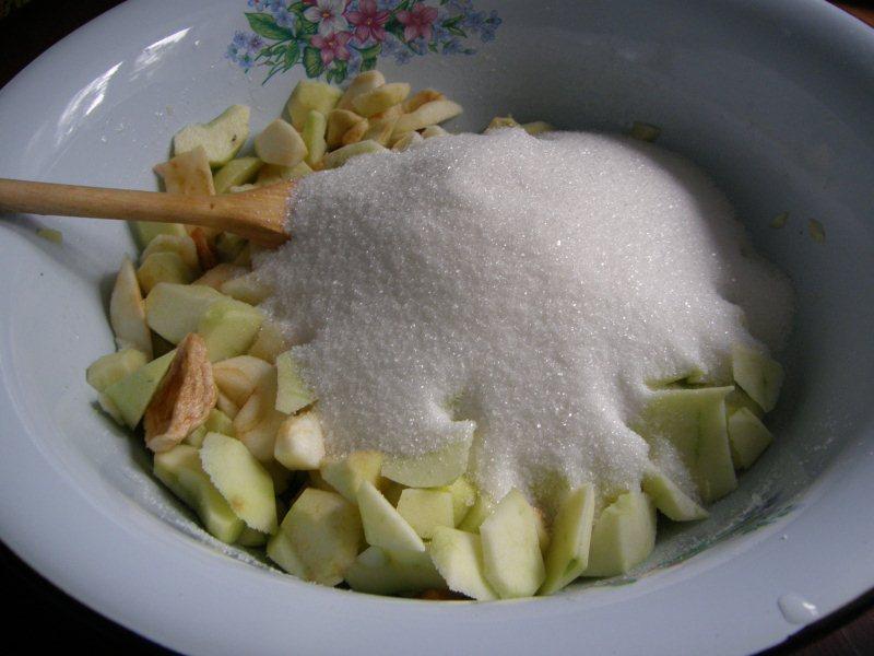 Повидло из яблок (белый налив) - фото шаг 2