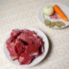 Рецепт Телячье сердце с овощами