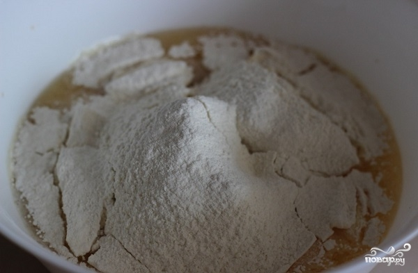 Блины на молочной сыворотке - фото шаг 3