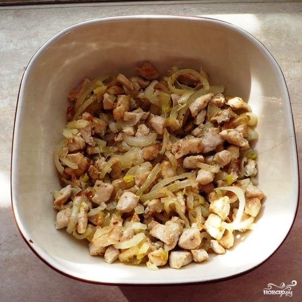 Куриное филе под сыром - фото шаг 8