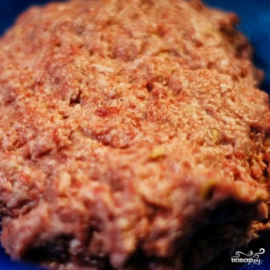 Мясные зразы с грибами - фото шаг 7