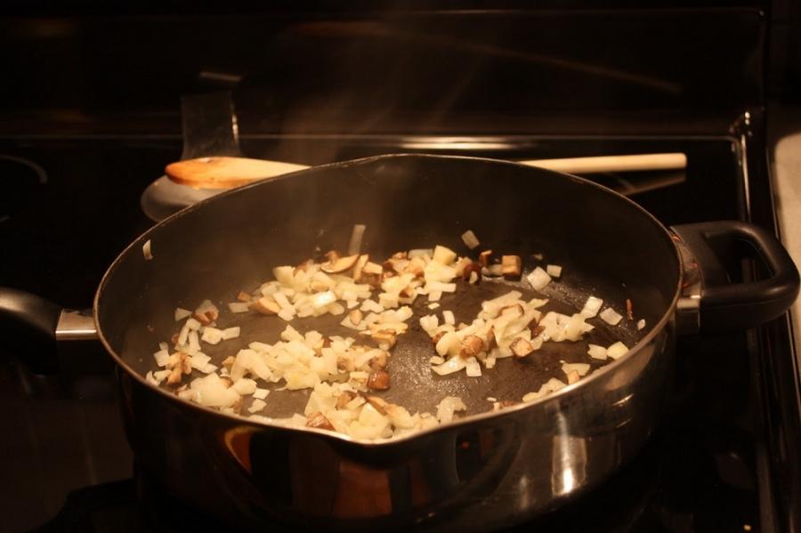 Рецепт Помидоры, фаршированные грибами