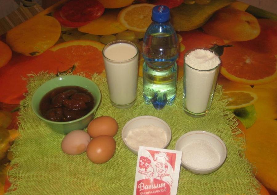 Рецепт Блинчики на газировке