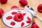 Йогурт малиновый