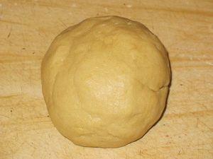 Быстрое тесто для рыбного пирога - фото шаг 4