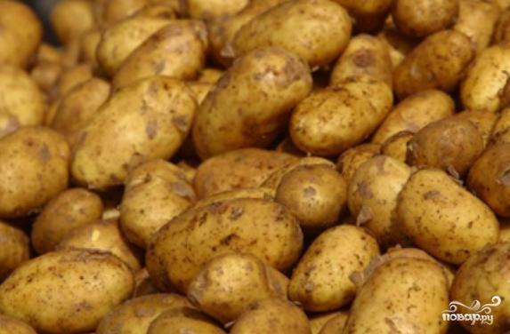 Рецепт Самогон из картофеля