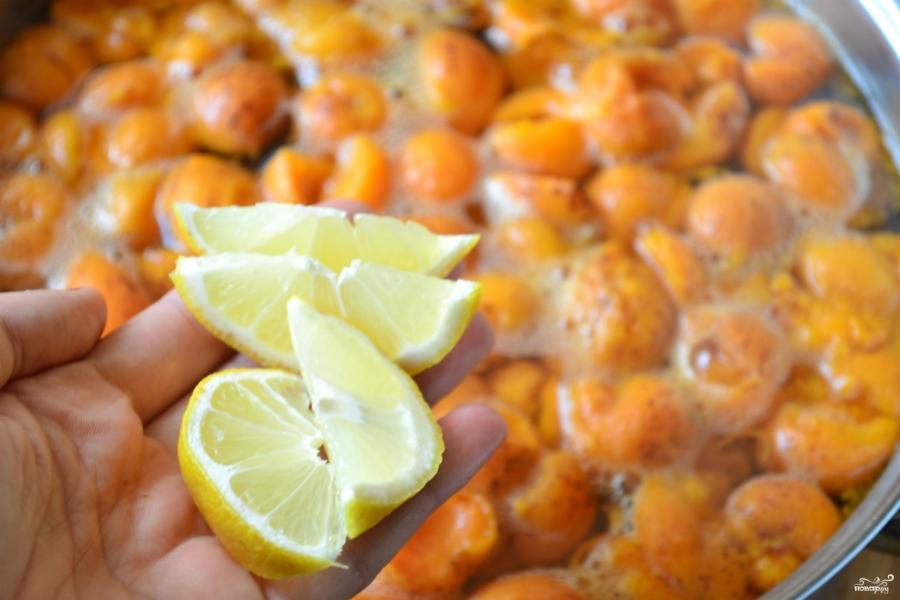 Компот из абрикосов на зиму - фото шаг 3