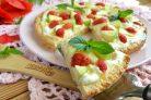 Яблочная пицца с карамелью
