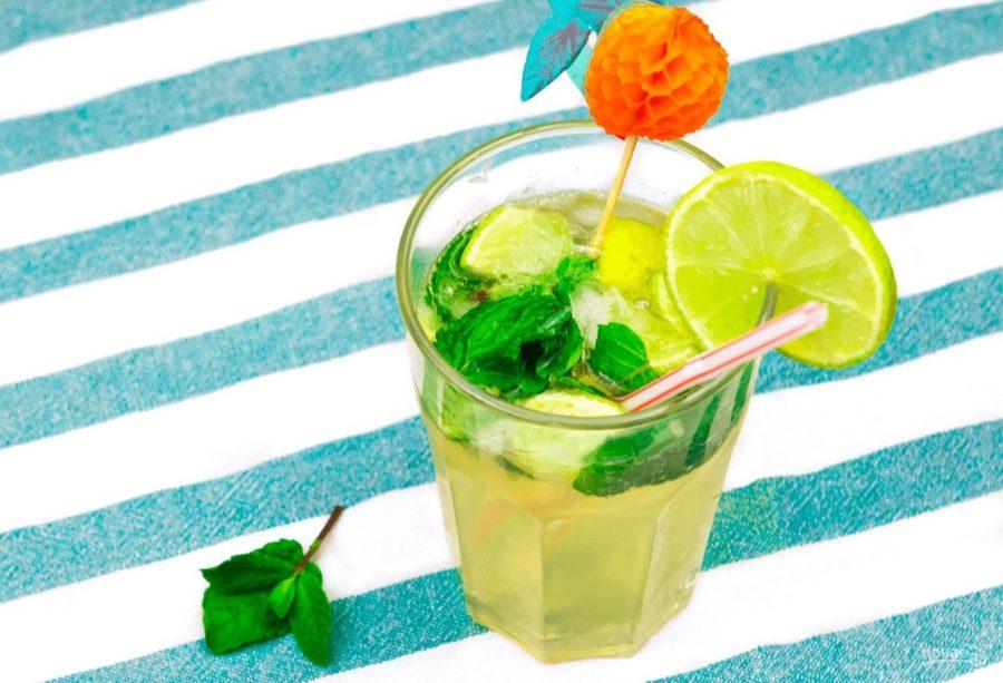 Как сделать безалкогольный коктейль мохито 515