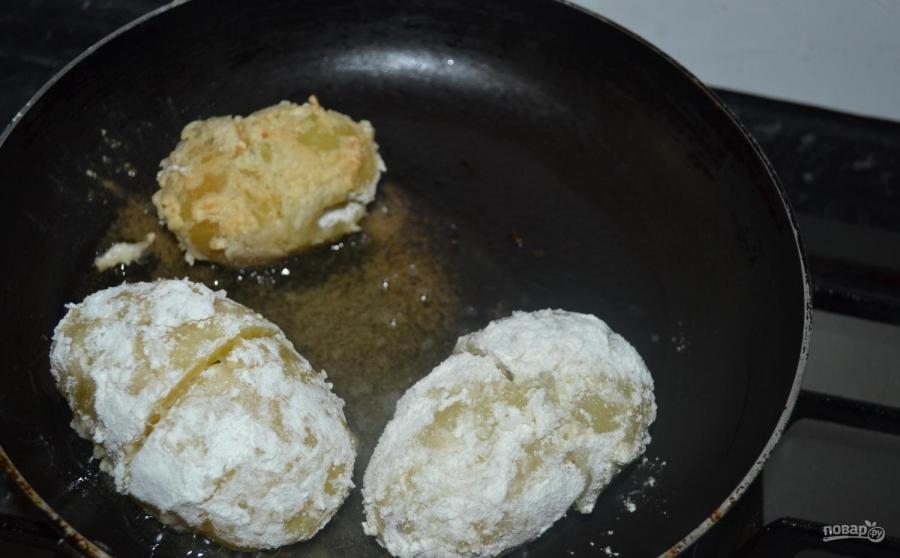 Картофель с начинкой - фото шаг 14