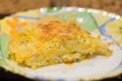 Пирог с тыквой и рисом